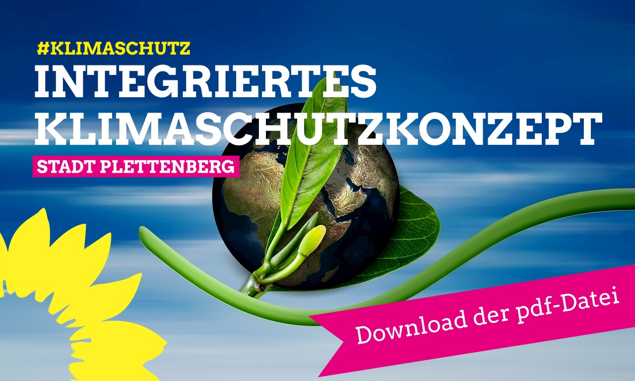integriertes Klimaschutzkonzept für die Stadt Plettenberg